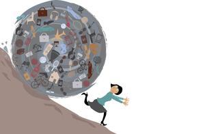 世界卫生组织称:囤积症是一种精神疾病!与过度节俭、购物狂不同
