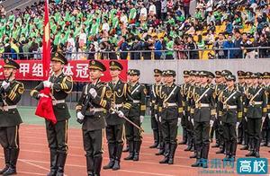 武汉理工大学举办秋季运动会