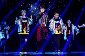 181101 超新星盛典现场,歌手张杰再次展现超稳的live