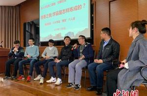 """川大学霸""""男寝""""成都分享学霸经:迷惘的时候就学习"""