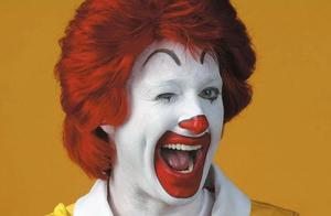 麦当劳叔叔的奇怪人设历史
