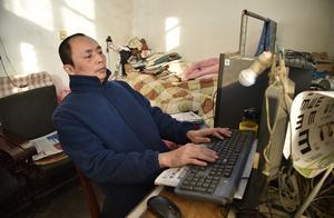 刘吉振:一位残疾青年的文学梦