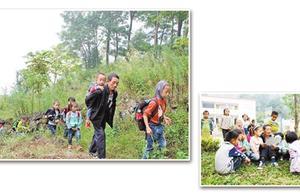 贵州黔西县第十小学教师杨绍书:为了苗寨孩子能走出大山