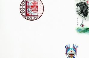 """中国风海报成""""洋电影""""时尚宣传单品 靠三招接地气"""