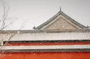 北京下雪啦!他们的身影也该刷屏