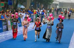 河内世界遗产马拉松:跨红河,环西湖,越南首都打个卡!