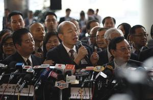 韩国瑜来大陆,给了民进党一记暴击:大陆不是威胁,而是带动台湾全方面发展的快车