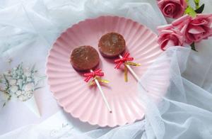 #百变水果花样吃#冰糖雪梨棒棒糖