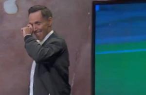 纳什见证热刺绝杀晋级欧冠决赛后喜极而泣