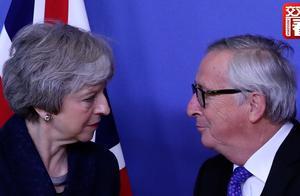 """欧盟领导人峰会不见特雷莎·梅 容克隔空""""表白"""":想她!"""
