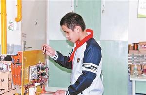 12岁小学生发明晾衣神器