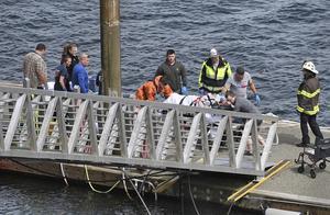 美国2架水上飞机在阿拉斯加空中相撞,致5人死亡