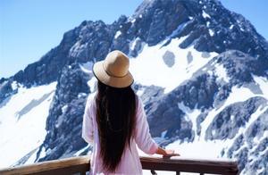 北半球海拔最高的山峰在丽江,是纳西人的神山