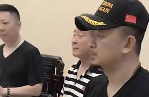 黄海波和演员朋友聚餐照片曝光,打扮低调苍老憔悴!