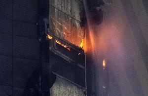 南京金鹰起火原因细节披露:施工方未办动火证,未清理可燃物