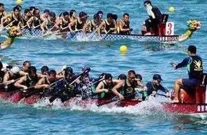 没水也能划龙舟?体育老师们这样做......