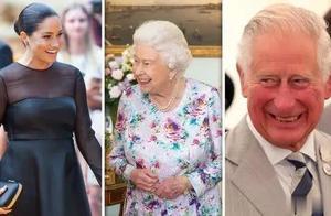王室专家爆料,女王和查尔斯在未来扮演的角色还要仰仗梅根的行为