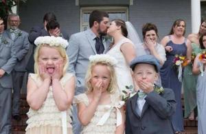 史上最尴尬的婚礼瞬间,每一个定格的画面,都让人笑到肚子疼