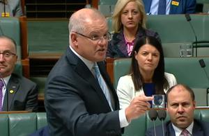 """女议员""""不忠""""?澳总理:诽谤华人"""