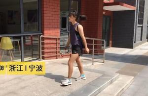 浙江宁波一名大三学生痴迷健身,已经拥有8块腹肌和马甲线
