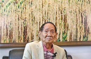 袁隆平:冲刺新目标 没想过退休