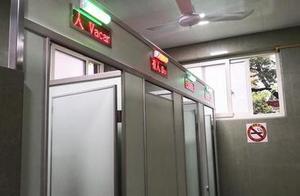 """上海150座公厕装上了""""大脑"""",将来会有多聪明?全国首个建设导则出炉"""