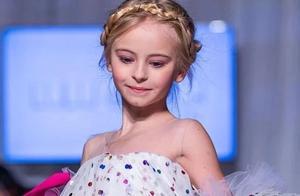 9岁小仙女纽约时装周上红遍全球!双腿截肢、美若天仙,她用勇气和笑容创造历史