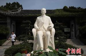 京剧大师梅兰芳诞辰125周年:四大名旦之一 曾蓄须明志