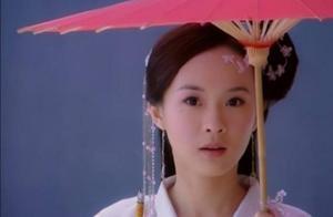 古装剧中的撑伞美人,baby热巴上榜,谁惊艳到你了?