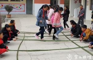 五星小学打造特色大课间活动项目