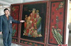 河南七旬老人自建五层博物馆:收藏上千件日本侵华史料