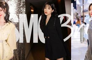 2020圣诞约会造型指南,快来Get鞠婧祎、李艺彤、杨超越的同款美貌吧
