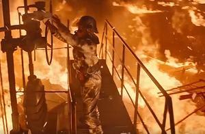 现实版烈火英雄!消防员进火场徒手关阀转6000多圈