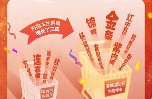"""春晚重头戏""""清空购物车""""玩法公布!近一周淘宝购物车加购量猛增"""