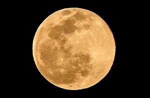 快抬头,今晚的月亮真是太美了