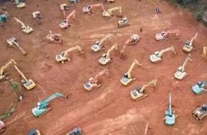 """火神山、雷神山医院建设艰辛远超想象:""""全村的龙把最硬的麟给你"""""""