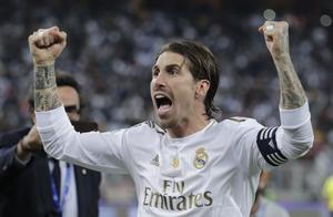 拉莫斯5球追平科曼,成为西班牙国家德比进球并列最多的后卫