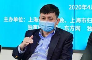 张文宏:复阳患者不会引起大面积暴发,勤洗手比一切消毒水都管用