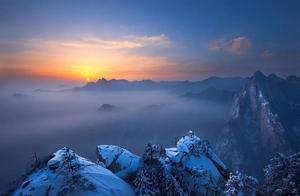 秦岭,关系中国南北气候的山!