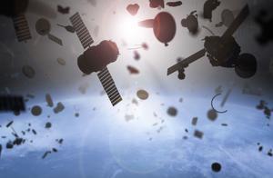 SpaceX公司将清理太空垃圾