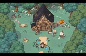 模拟养成RPG《林中小女巫》新预告公布!2021年发售