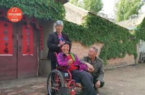 31年前被丢在这里,31年后她坐在这里……农村夫妇捡回脑瘫弃婴,半生不弃