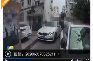 青岛一小区内警察开枪击中毒贩!从车内搜出10包冰毒,抓捕画面曝光
