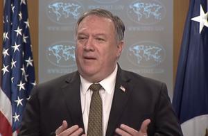 蓬佩奥访越期间美国务院网站发表言论恶意攻击中国 中方回应