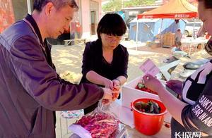 """石家庄邮政:架起""""绿色桥梁""""助力农产品销售"""