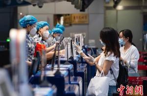 北京首都国际机场7月4日起要求旅客满足两条件方可离京