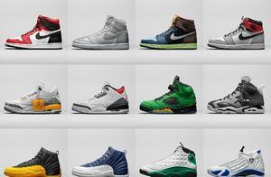一周运动新品 | Jordan秋季复刻预告,张艺兴同款格纹帆布鞋发售