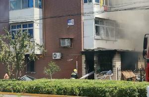 天津一居民楼煤气爆炸1死17伤,居民:事发地为老旧小区