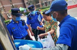 垃圾不按要求分类?北京东城动真格了!46人被处罚