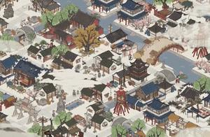 爆款国风手游「江南百景图」6类建筑大盘点